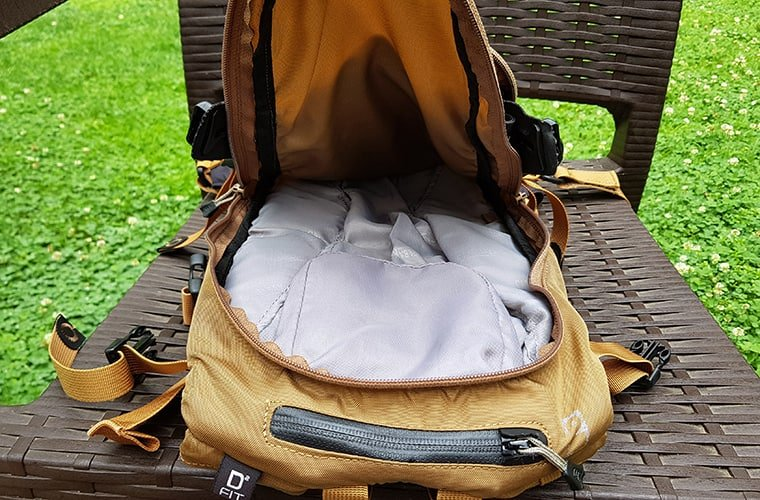 CamelBak Mule Backpack - Main Compartment