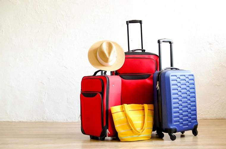 Hard-shell and soft-shell luggage