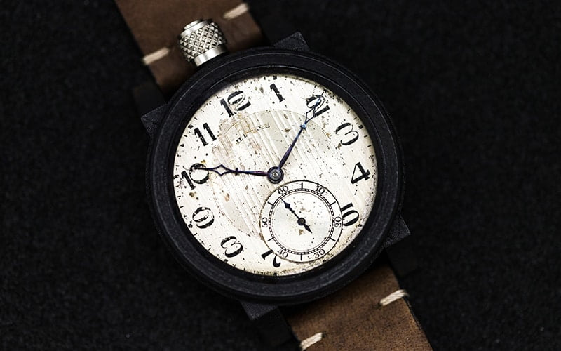 a watch from vortic watch company
