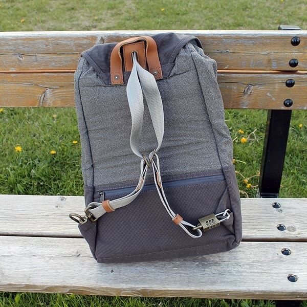 Loctote Cinch Pack - back