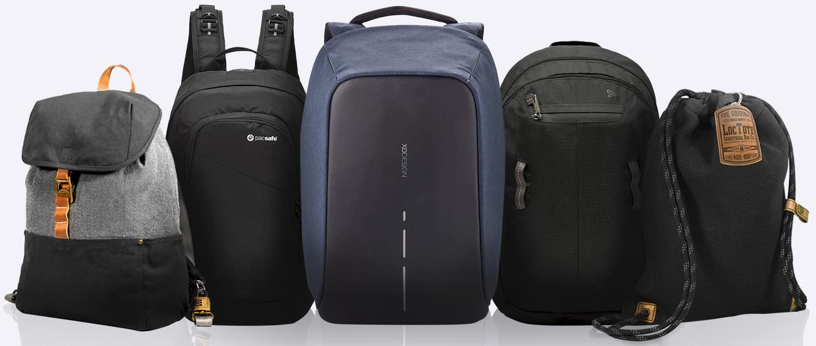 best anti theft backpacks feature image