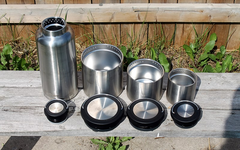TK Canisters and TKwide
